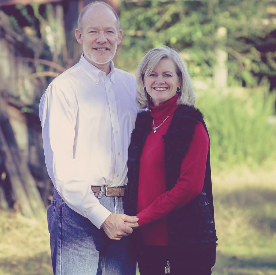 Pastors James and Susan Gardner